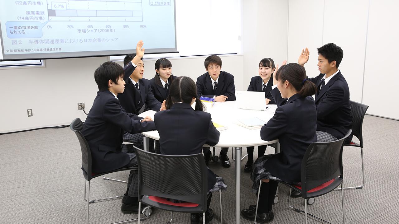 リーダー教育発表会